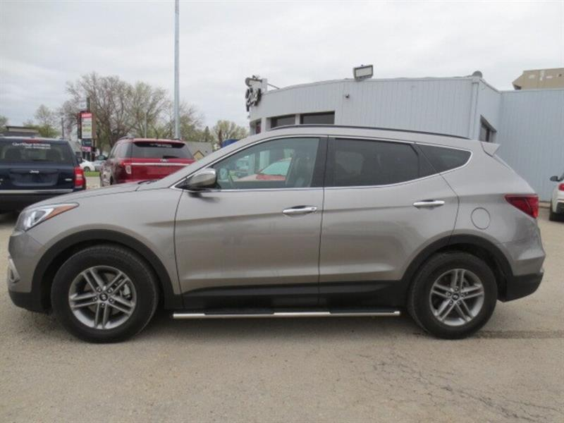 2018 Hyundai SANTA FE SPORT 2.4 AWD SUNROOF/LEATHER/CAMERA #4071