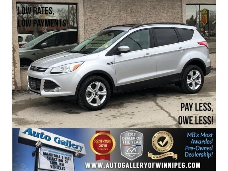 2016 Ford Escape SE *AWD/Htd Seats/Bluetooth/Pano Roof #23809