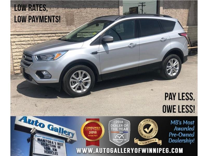 2018 Ford Escape SE *AWD/Bluetooth/Htd Seats/Backup Cam #23899