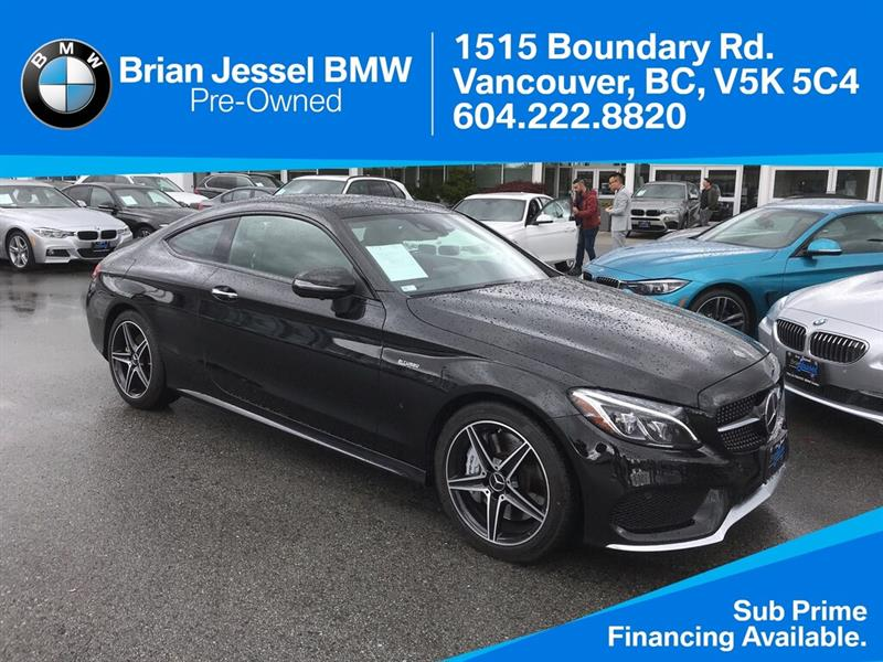 2018 Mercedes-Benz C43 AMG 4MATIC Coupe #BP7941