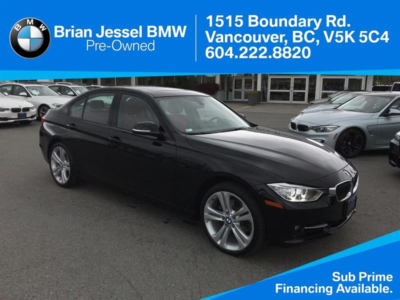 2014 BMW 328I xDrive Sedan Sport Line (3B37) #BP8061