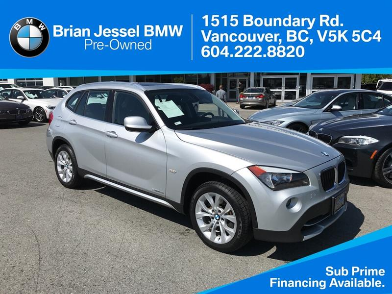 2012 BMW X1 xDrive28i #BP796310