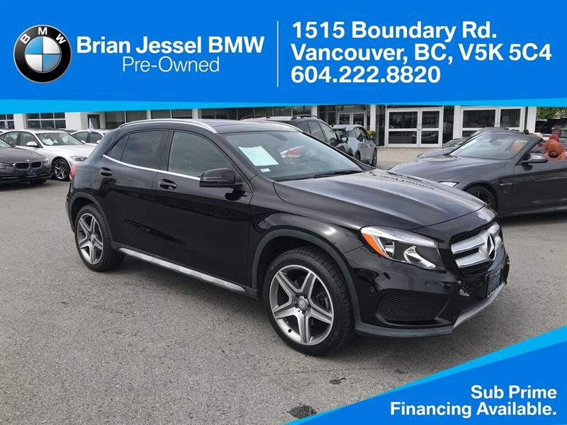 2015 Mercedes-Benz GLA250 4MATIC SUV #BP804110