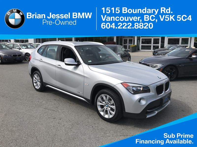 2012 BMW X1 - Premium & Navigation Pkg - #BP8119