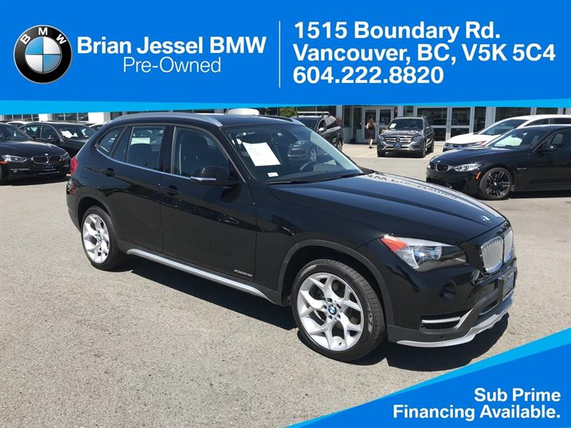 2015 BMW X1 - Tech ; Premium Pkg - #BP8120