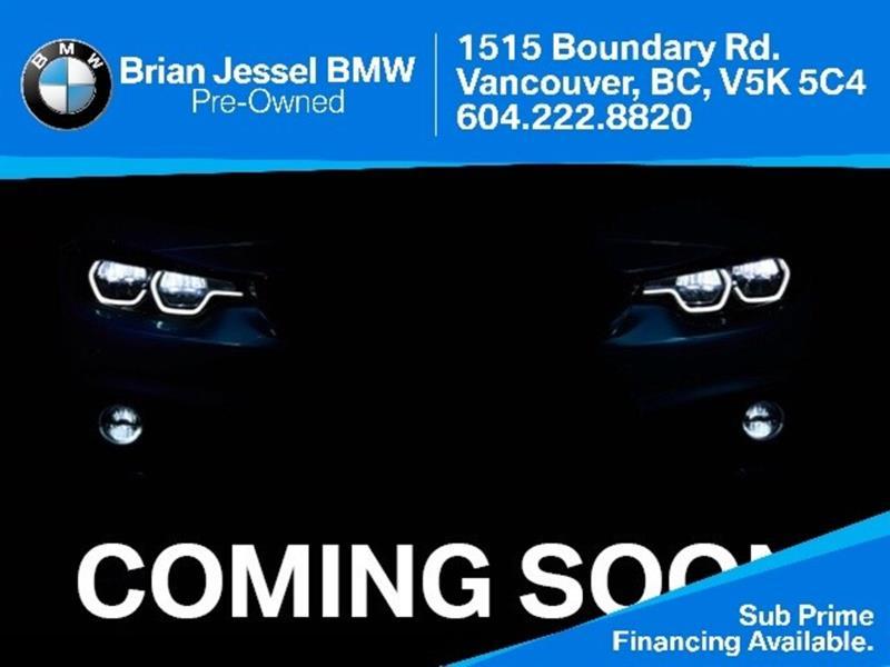 2015 BMW X3 - Premium & Lights Pkg - #BP8123