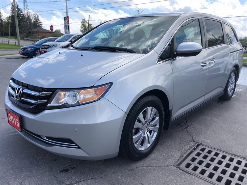2015 Honda Odyssey EX-L w/Navi #23656A