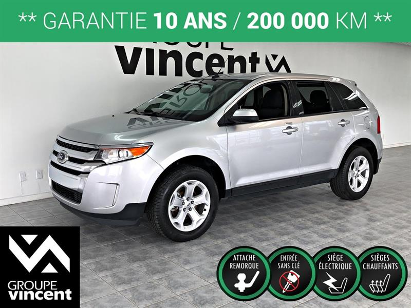 Ford EDGE 2014 SEL- AWD **GARANTIE 10 ANS** #Z7074AM