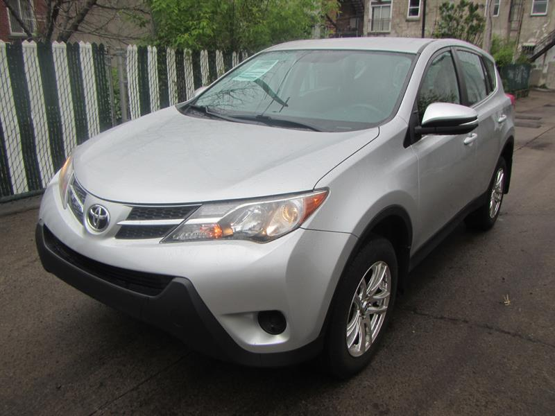 Toyota RAV4 2015 PAY WEEKLY $69 SEMAINE #S2359 *152123