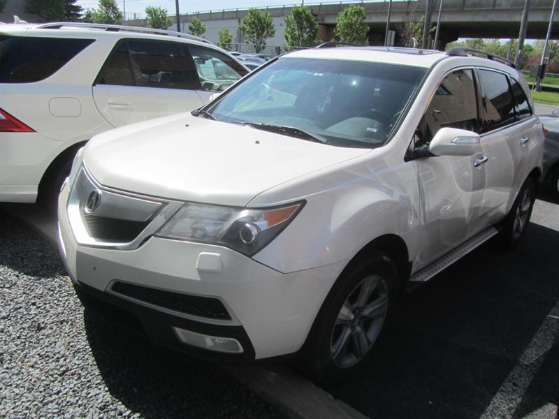 2011 Acura MDX AWD SH-AWD TOIT OUVRANT #4456A