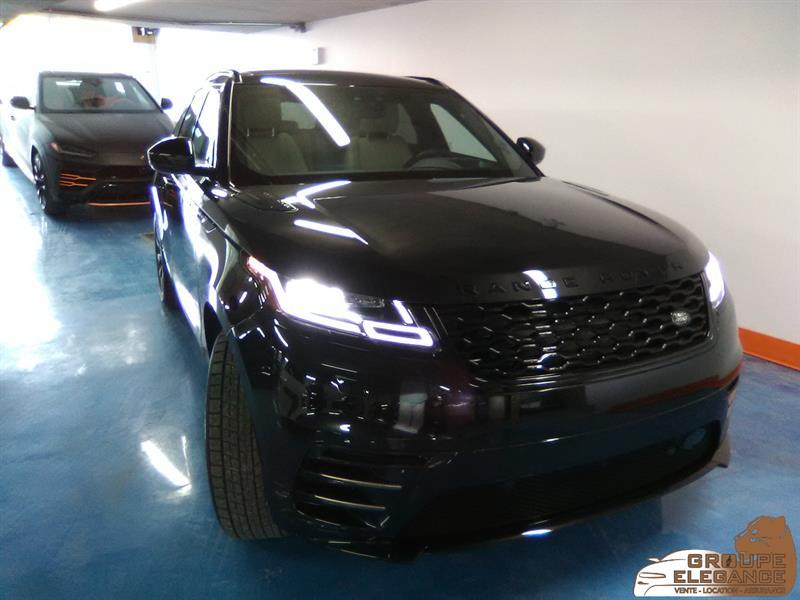 2019 Land Rover Range Rover Velar P300, R-Dynamic SE, Black Package, Panoramic Roof
