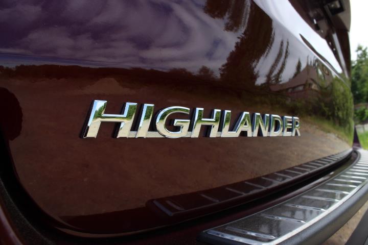 toyota Highlander 2015 - 26