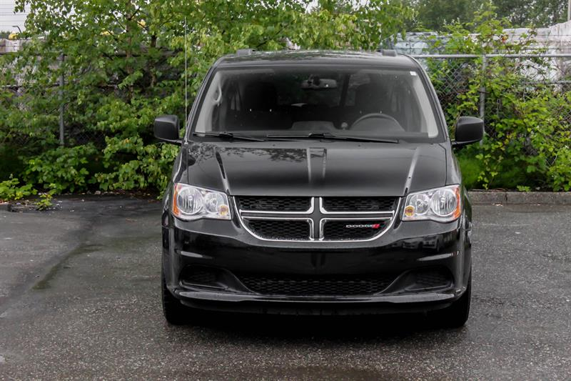 2014 Dodge Grand Caravan 4dr Wgn SE #19BJ0684A