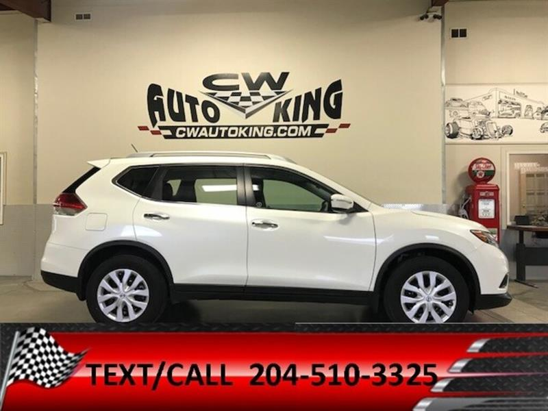 2015 Nissan Rogue Low-Low Kms/Rear Camera/Bluetooth/Front Wheel #20042427