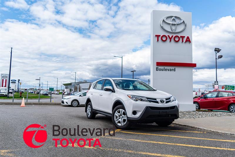 Toyota RAV4 2014 * LE * #530074