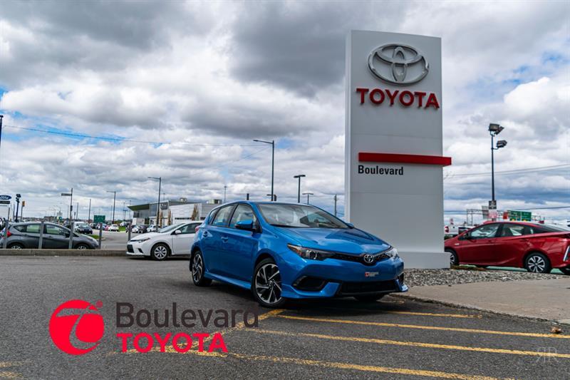 Toyota Corolla iM 2017 #539984