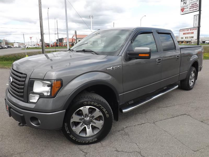 Ford F-150 2011 4WD SuperCrew #964276
