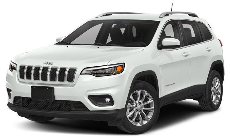 2019 Jeep Cherokee Sport #K450359