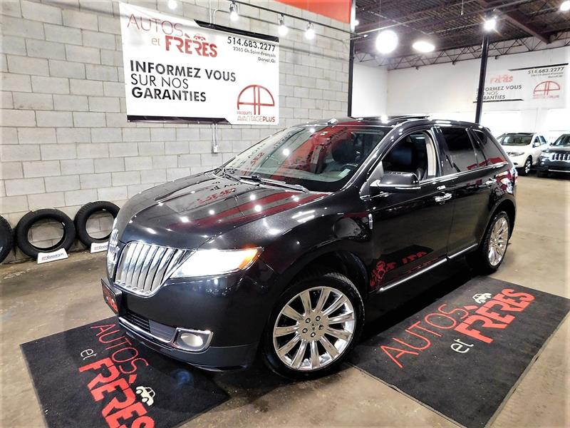 Lincoln MKX 2015 Limited AWD **GPS** #2907