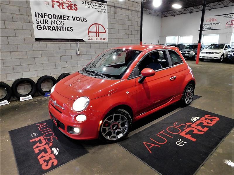 Fiat 500 2012 Sport #868