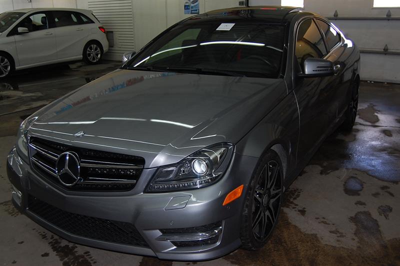 Mercedes-Benz C-Class 2013 2dr Cpe C 350 4MATIC