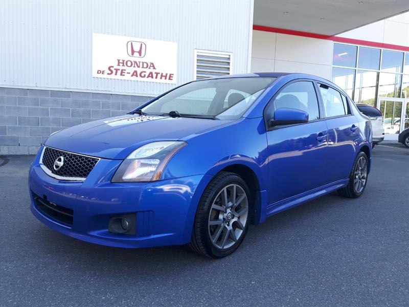 Nissan Sentra 2012 SE-R auto. * Mags. moteur 2.5L, Tip Tronic.. #k113b