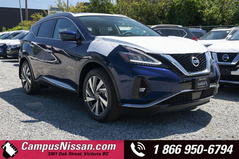 2019 Nissan Murano SL AWD w/ Leather & Moonroof #9-Q400-NEW