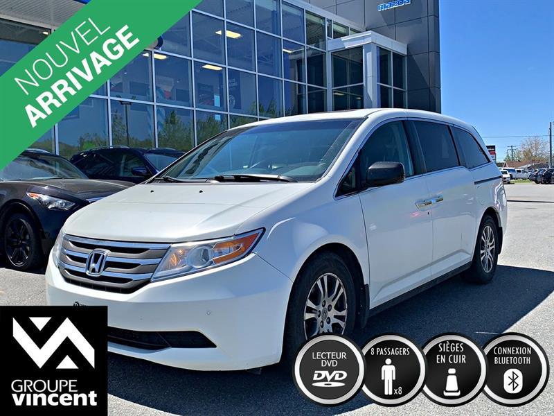 Honda Odyssey 2013 EX-L **GARANTIE 10 ANS** #N2127AM