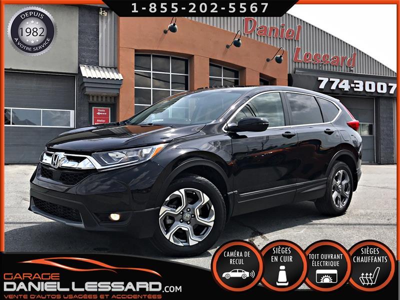 Honda CR-V 2018 EX-L, AWD, CUIR, TOIT, MAG 18 P #89023