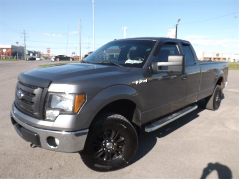 Ford F-150 2011 4WD SuperCab Bte 8' #893356