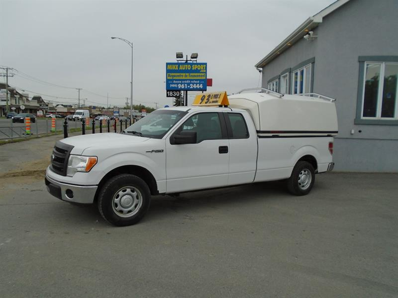 Ford F-150 2013 2WD SuperCab 163 #M5571