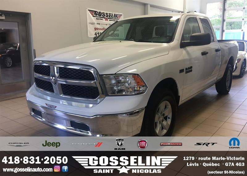 Ram 1500 2018 ST 4x4 Quad Cab 6''4 Box *Ltd Avail* #D4701A