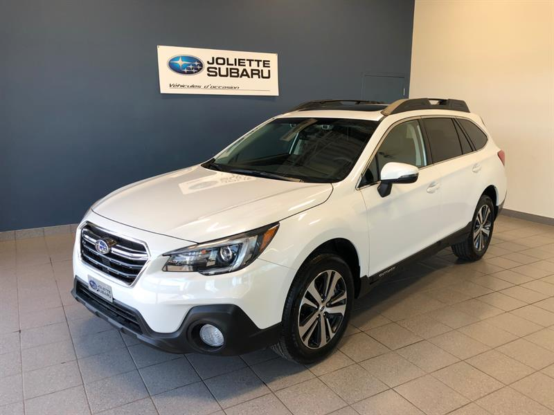 Subaru Outback 2019 2.5i Limited CVT EyeSight #D9035K