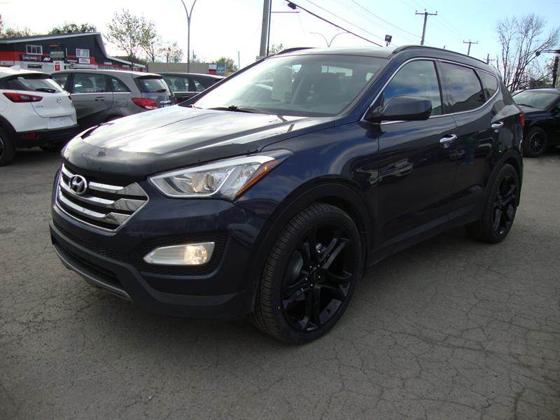 2014 Hyundai SANTA FE SPORT 22MAGS-BLUETOOTH-CAMERA-HEATED STEERING #M000033