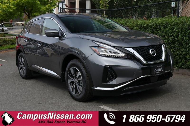 2019 Nissan Murano S FWD #D9-Q200