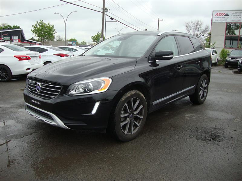 2016 Volvo Xc60 AWD T5 Premiere NAVIGATION-PANOROOF-TECH 19MAGS #M053