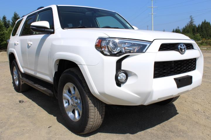 2019 Toyota 4Runner 4WD #12484