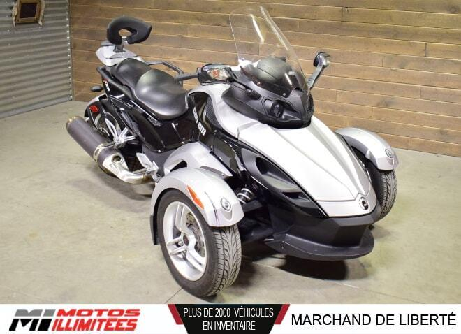 Can-am SPYDER RS SM5 2008