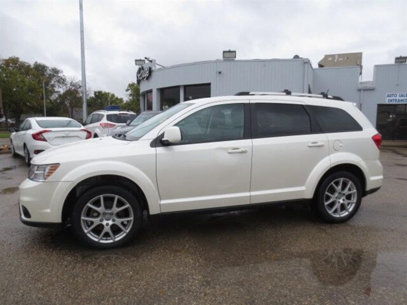 2014 Dodge Journey LIMITED - SUNROOF/NAV/CAMERA #3798