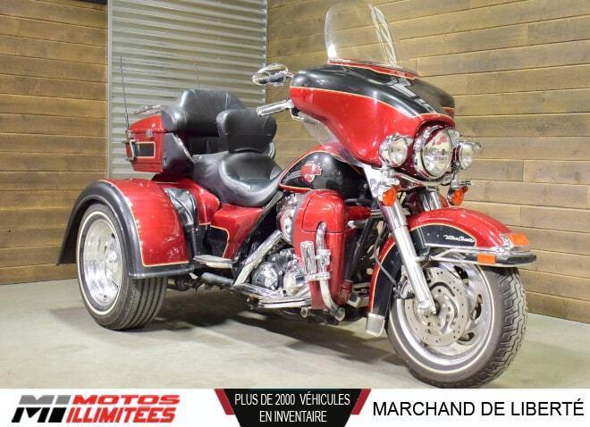 Harley Davidson FLHTK Electra Glide 2007