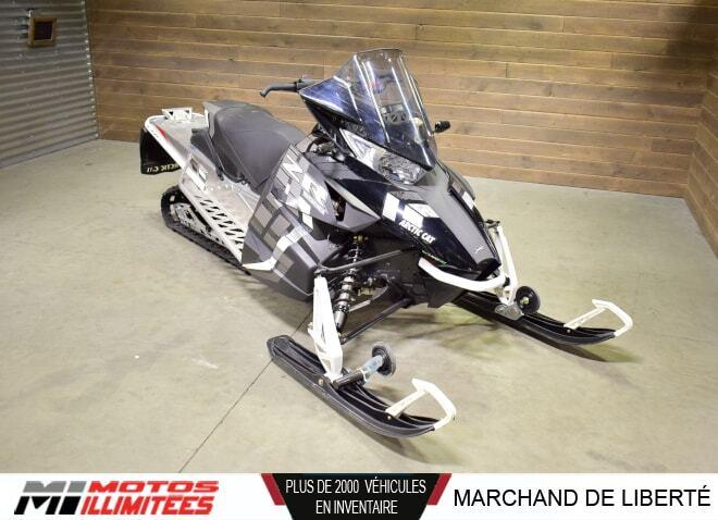 Arctic Cat ZR 5000 LXR (137) 2017