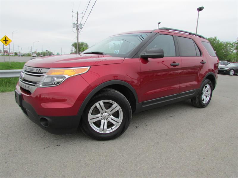 Ford Explorer 2013 7 PASSAGERS A/C CRUISE MAGS!! #4468