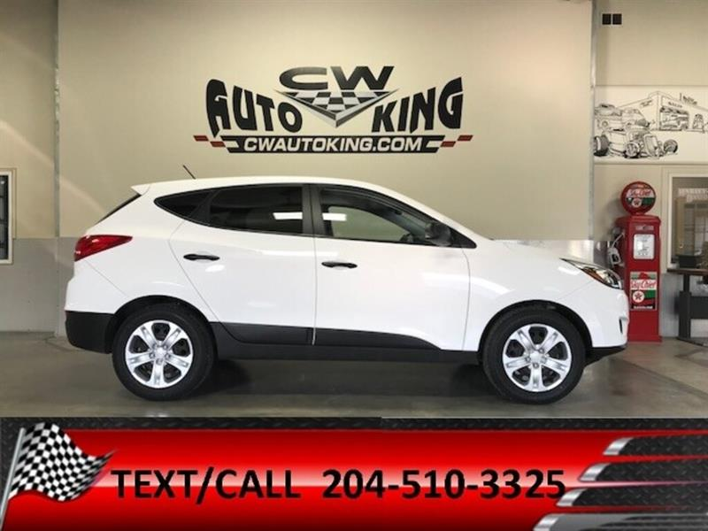 2015 Hyundai Tucson GL/Rear Cam/Bluetooth/Heated Seating/Financing #20042424