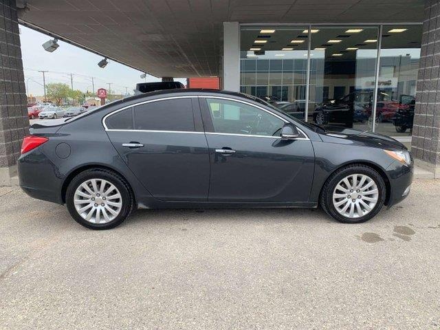 2013 Buick Regal Turbo #13BR58438