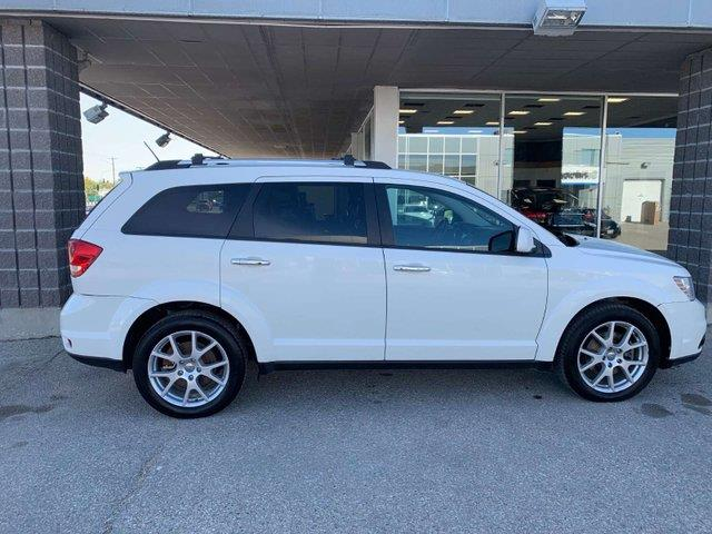 2013 Dodge Journey R/T #13DJ31382
