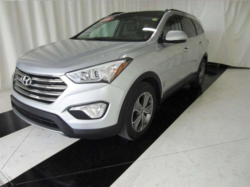 2016 Hyundai SANTA FE XL Luxury 7 PASSENGER LEATHER SUNROOF #16HS30516