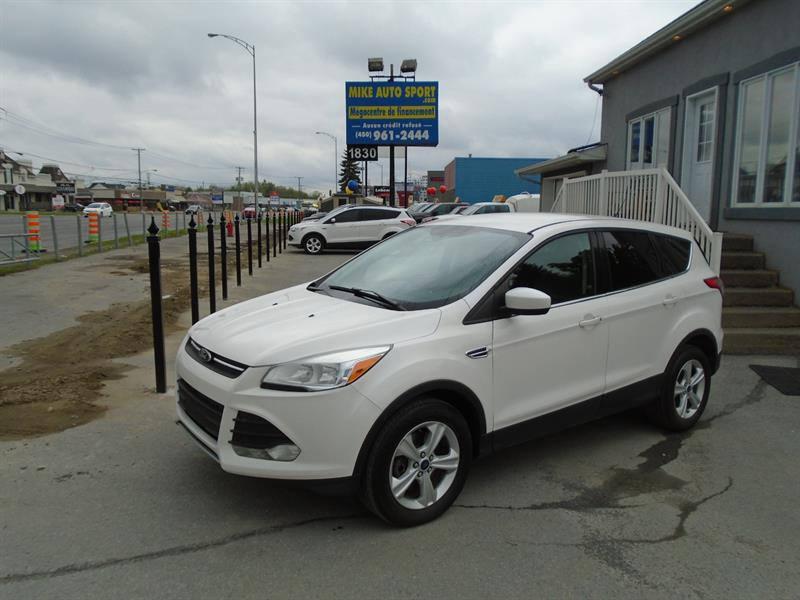 Ford Escape 2014 4WD 4dr SE