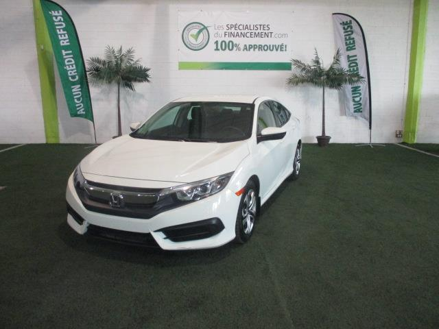 Honda Civic Sedan 2016 4dr CVT LX #2768-05