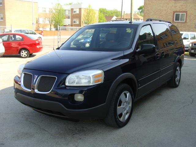 2006 Pontiac Montana SV6 #1711