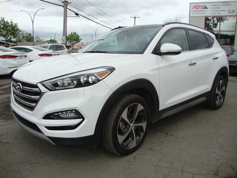 2017 Hyundai Tucson AWD LIMITED ULTIMATE 19MAGSCUIR-2TOIT-NAVIGATION  #M00026
